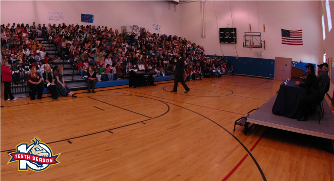 3a24fada1e3e 9 Years Ago Today…At Sharpstein Elementary