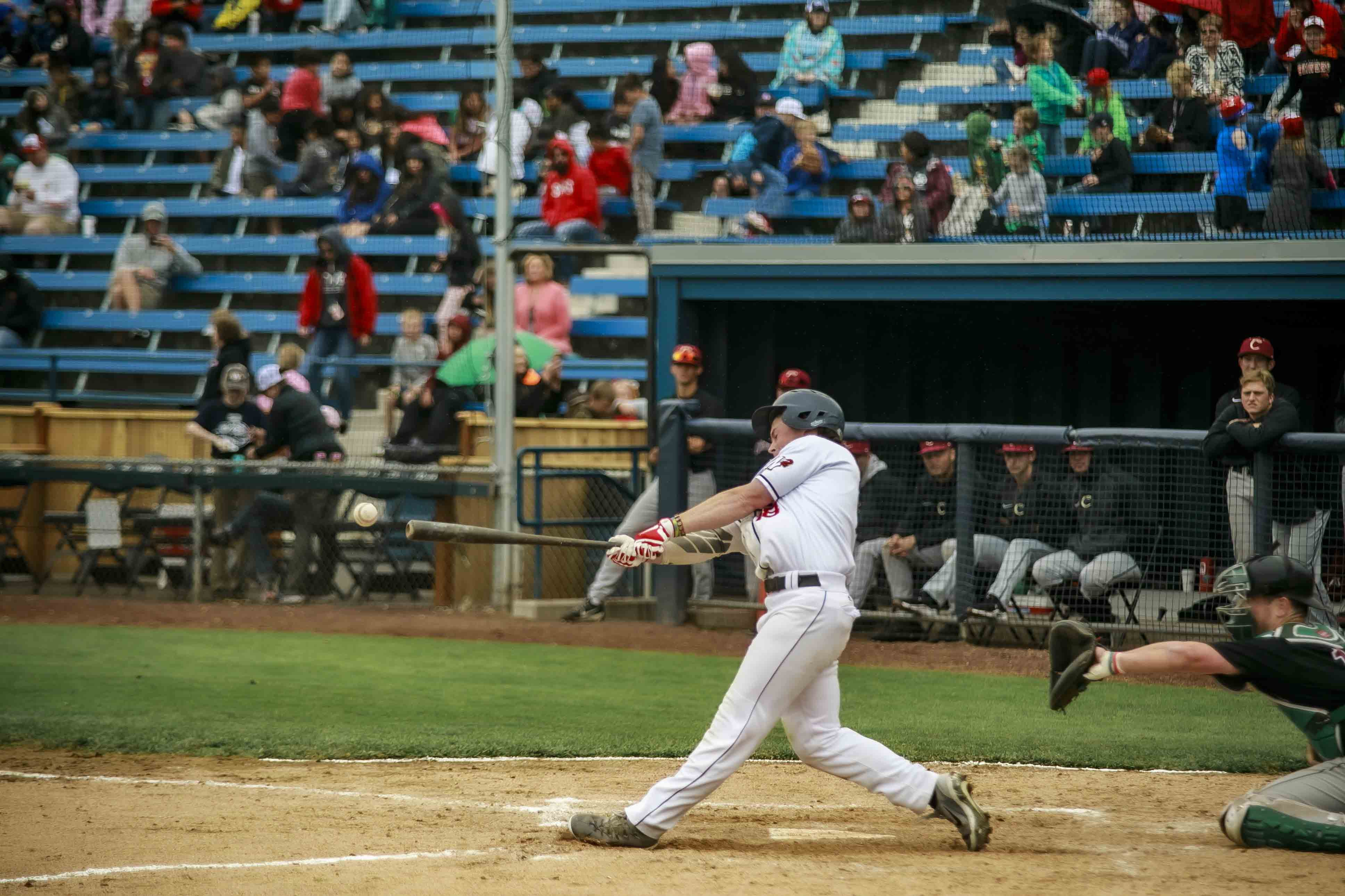 Sweets Complete Sweep Of Corvallis